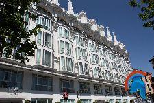 Edificio Hotel Reina Victoria