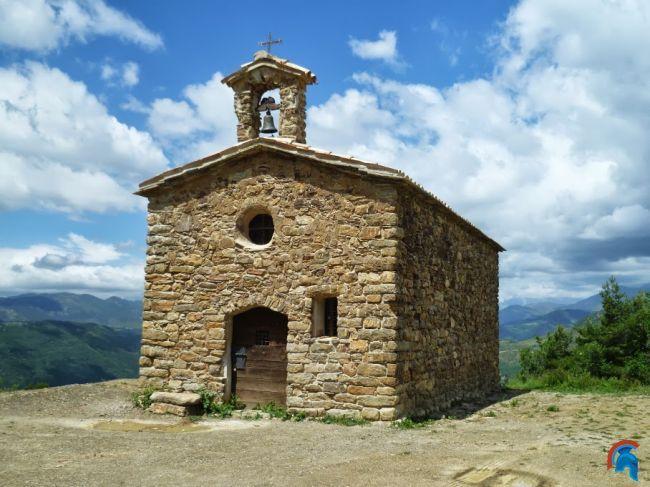Ermita de San Salvador de Irgo