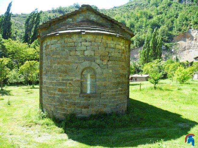 Ermita de San Pablo de Obarra