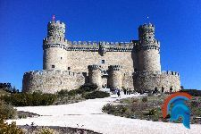 Castillo de Manzanares del Real