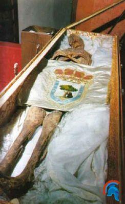El cuerpo incorrupto de San Isidro Labrador