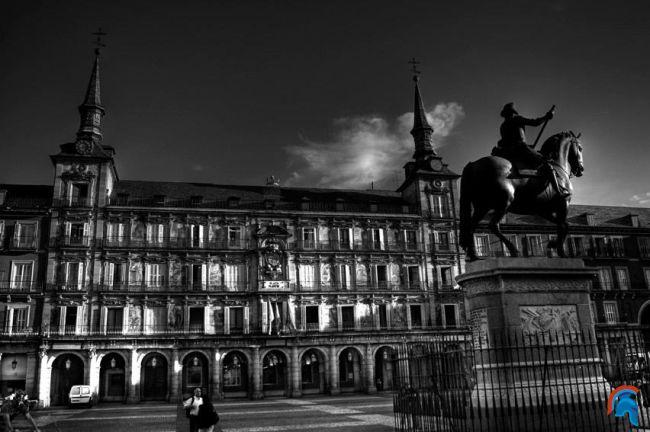 Ruta por la Plaza Mayor de Madrid